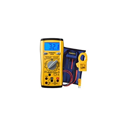 Fieldpiece LT17A Classic Style Digital Multimeter w/Temp, MFD, Microamps, Frequency