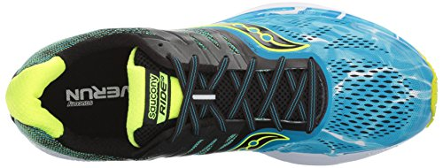 Saucony Heren Rijden 10 Running-schoenen Blauw
