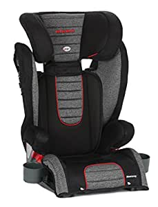 Diono Monterey Booster Car Seat, Heather Grey
