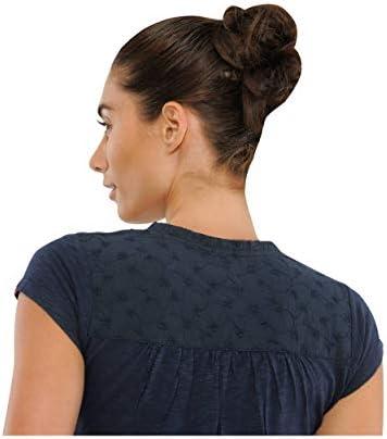 SPOOKS T-shirt dla kobiet i dziewcząt, dzieci, T-shirt z długim rękawem - Luna koszulka XS-XL - XS: Odzież
