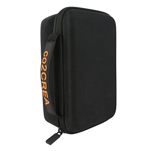 co2CREA Carrying Travel Storage Orgnizer Case Bag for Men Razor Shaver Hair trimmer Set by Co2Crea (Image #3)