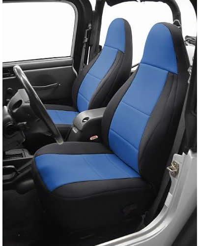 Coverking Custom Fit Seat Cover for Jeep Wrangler JK 2-Door
