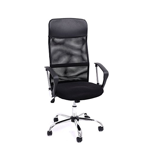 Adjustable Office Computer Boss Chairs with Arms Home Office