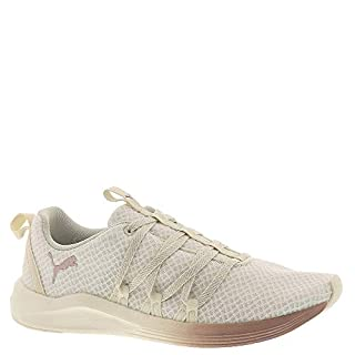 PUMA Women's Prowl Alt Sneaker, White-Rose Gold, 10 M US