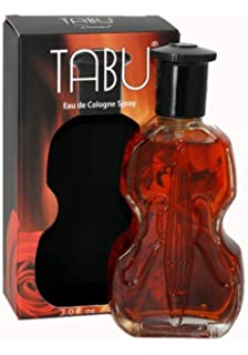 Dana Classic Fragrances Tabu Eau De Cologne Spray In Violin Bottle 3.0 Fl. Oz