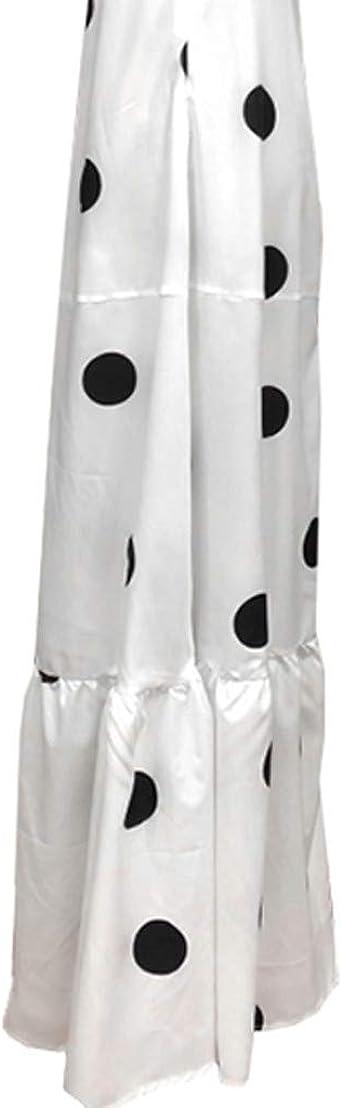 FRAUIT letnia sukienka damska Boho seksowna długa sukienka plażowa tuba top punkt drukowana maxi sukienka elegancka przepiękna streetwear: Odzież