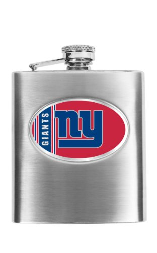 New York Matte Jersey - NFL New York Giants Hip Flask