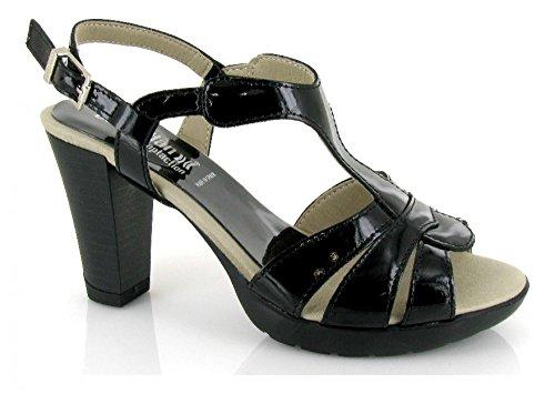 Callaghan, 94502, Sandalia negro de Mujer