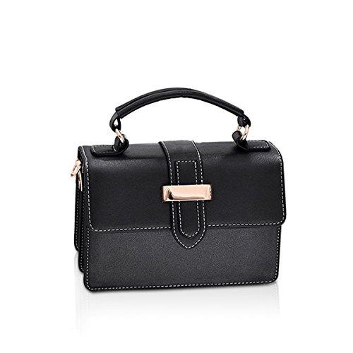 Bag NICOLE Mini Version Messenger 2018 Fashoin Black Black New New Girl Korean Shoulder amp;DORIS Handbag Female Style B Bag 7rrIqX
