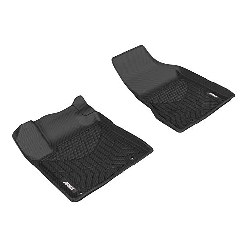 Aries NS08311809 Black Liners Custom Fit Floor Mat