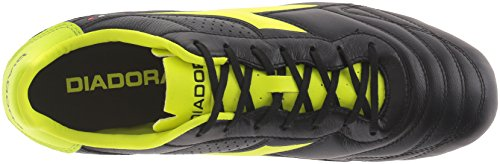 K MG Diadora Soccer Plus 14 Men's Yellow Shoe Black Brasil Fluo fwE6EqBnS