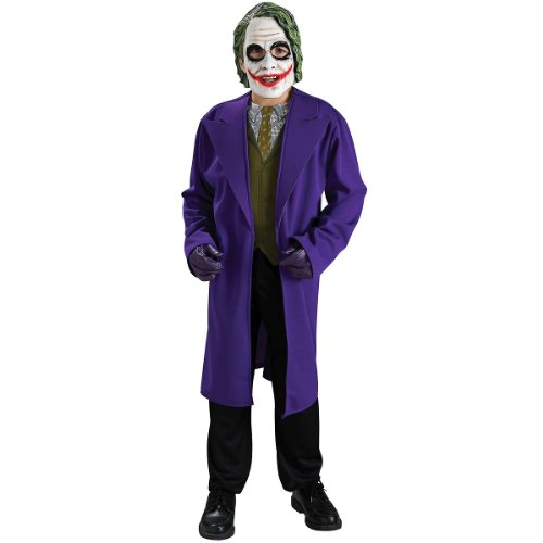 Costumes Tween Boy (Batman The Dark Knight, Tween Size Joker)