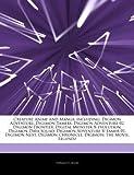 [ Articles on Creature Anime and Manga, Including: Digimon Adventure, Digimon Tamers, Digimon Adventure 02, Digimon Frontier, Digital Monster X-Evolutio Hephaestus Books ( Author ) ] { Paperback } 2011