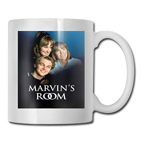 WYeter Marvin's Room Unique Mug Tea Mugs Coffee Mug For Mom Grandma Perfect Gifts11.6 Oz