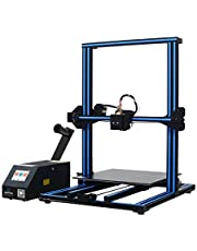 GEEETECH A30 3D Printer Aluminum with Print Size 320×320×420mm,Filament Detector,Break Resume,Full-color Touch Screen and Dual Z Axis Lead Screw,Fast Assembled Kit