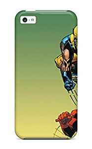 Robert sheppard James's Shop Special JeremyRussellVargas Skin Case Cover For Iphone 5c, Popular Daredevil Phone Case