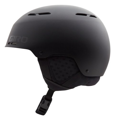 Giro 2013/14 Combyn Winter Snow Helmet (Matte Black - M) by Giro