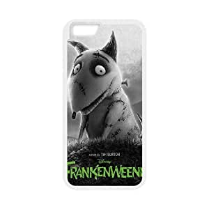 Frankenweenie iPhone 6 4.7 Inch Cell Phone Case White G6840292