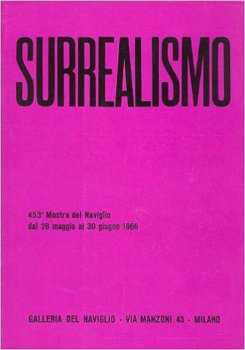 Book Surrealismo
