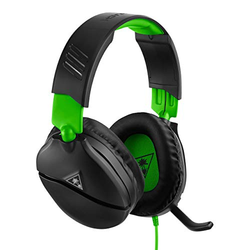 41Qz54YCapL - Turtle Beach Recon 70 Gaming Headset for Xbox One, PlayStation 4 Pro, PlayStation 4, Nintendo Switch, PC, and Mobile - Xbox One