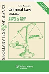 Criminal Law: Examples & Explanations, 5th Edition Paperback