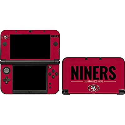 San Francisco 49ers 3DS XL 2015 Skin - San Francisco 49ers Team Motto   NFL X Skinit Skin
