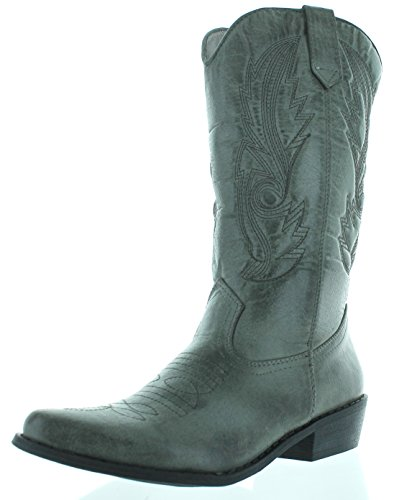 Women's Coconuts Gaucho By Matisse Gray Boot RRrnEP6f