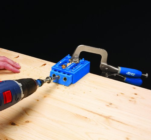 Kreg KPDGB Jig Portable Drill Guide Base by Kreg (Image #1)