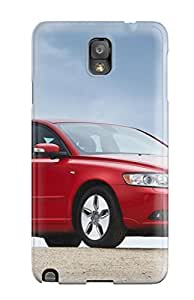For Galaxy Note 3 Tpu Phone Case Cover(2009 Volvo S40 Drive)