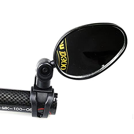 Tenflyer Universal manillar espejo retrovisor 360 grados giran Bici MTB Ciclismo 24768