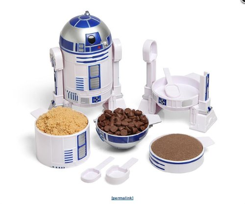 Exclusive Star Wars R2-D2 Measuring Cup Set - Limited Edition
