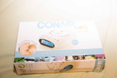 Conair Relaxation Therapy Feature 60 Minute
