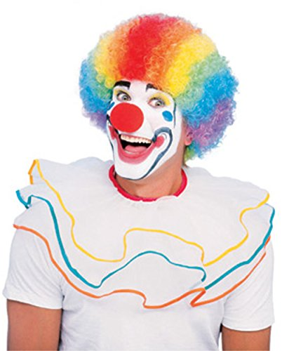 Clown Wig Costume Accessory -