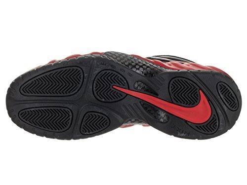 Nike Menns Luft Foamposite Pro, Universitet Rød / Blk-unvrsty Rød Universoty Rød / Svart