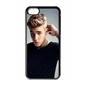 High Quality {YUXUAN-LARA CASE}Singer Justin Bieber For Iphone 5c STYLE-17