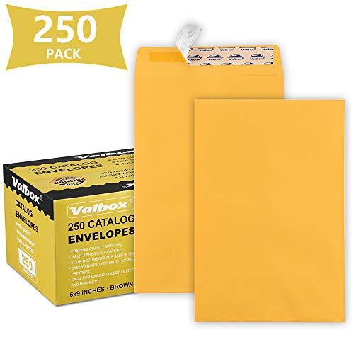 ValBox Catalog Security Envelopes Organizing