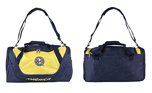 RhinoxGruop Club America Duffle Bag Duffel Soccer Core Structured Duffle Bag