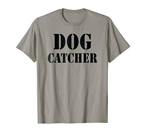 Dog Catcher Costume Halloween Shirt -
