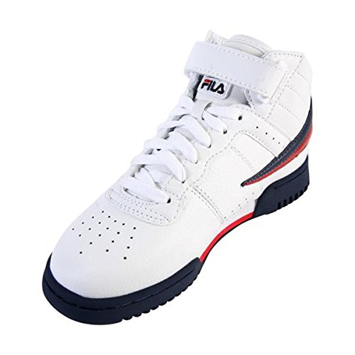 Fila Kids F-13, White/Navy/Red,