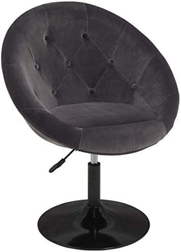 Modern Velvet Makeup Chair