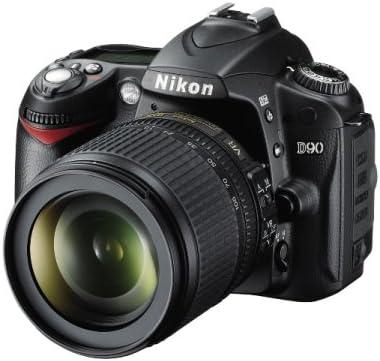 Nikon D90 - Cámara Réflex Digital 12.9 MP (Objetivo AF-S DX Nikkor 18-105mm f/3.5-5.6G ED VR)