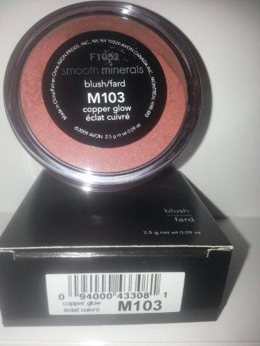 Avon Smooth Minerals Blush Color Copper Glow M-103