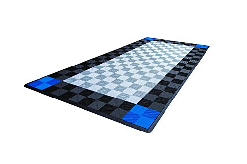 Ford Single Car Parking Pad by Ribtrax - Design 2