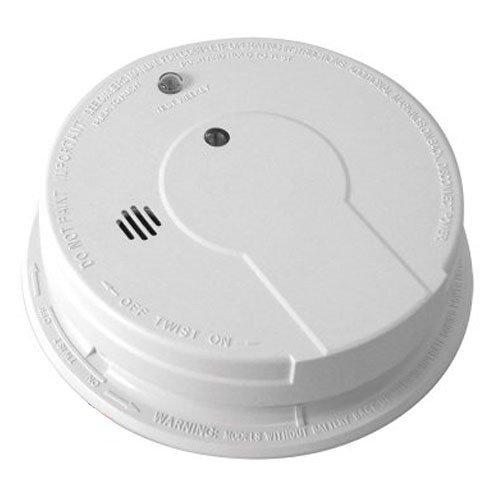 Kidde i12040 120v Ac dc Smoke Alarm w Battery Back up Lot of 2