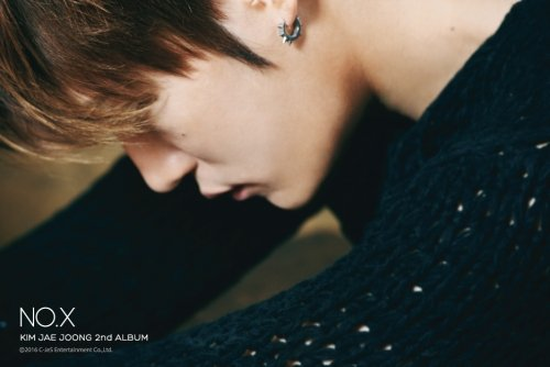 Price comparison product image Kim JAE Joong JYJ - NO.X (Vol.2) CD+Booklet