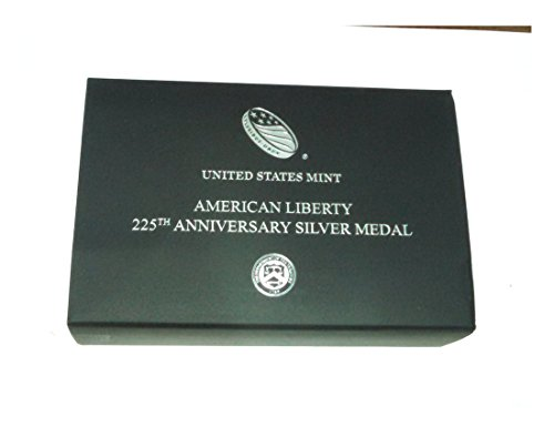 American Liberty Commemorative Silver Medal 2017 by Gabriel-Gold
