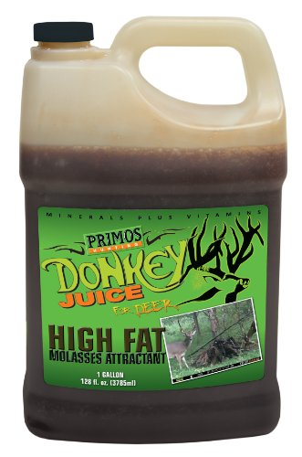 Review Of Primos Donkey Juice Molasses Attractant for Deer