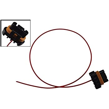 amazon com connector plug harness pigtail pigtail wire delco remy voltage regulator schematic