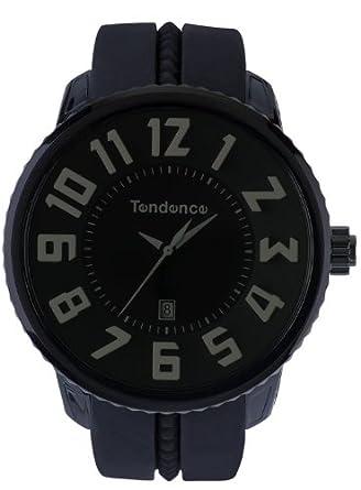 Tendence Unisex-Armbanduhr Gulliver Round 3- Zeiger 02043020