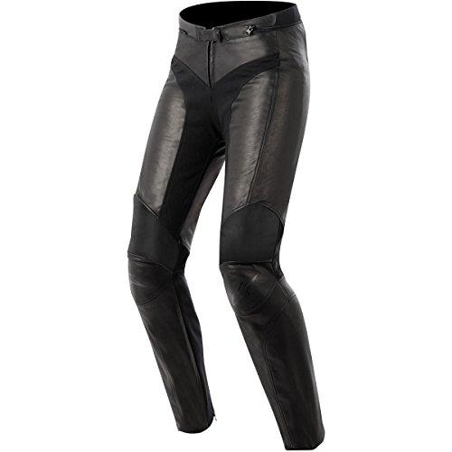 Alpinestars Vika Women's Sports Bike Motorcycle Pants - Black/Size 48 ()